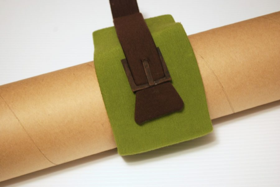 leg belt alternative view