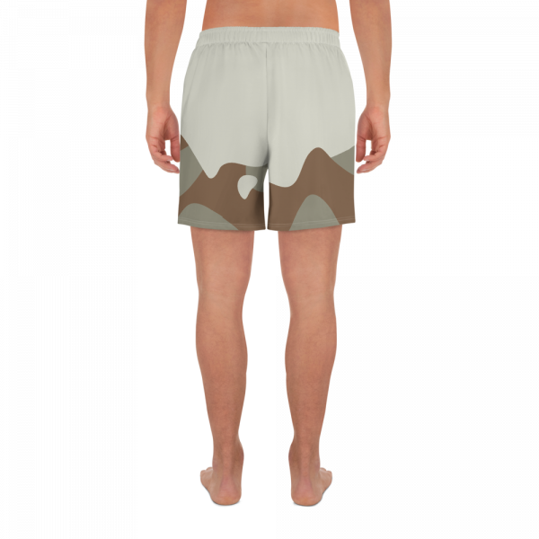 all over print mens athletic long shorts white back 6023759e07cd0