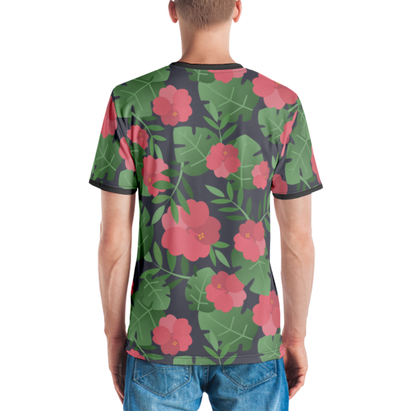 all over print mens crew neck t shirt white 5fc86d0684399