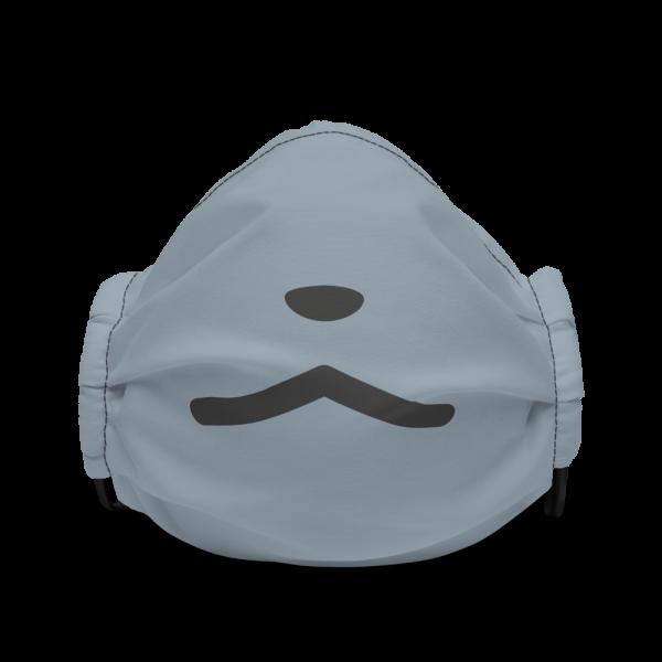all over print premium face mask black 5ffbe59482907