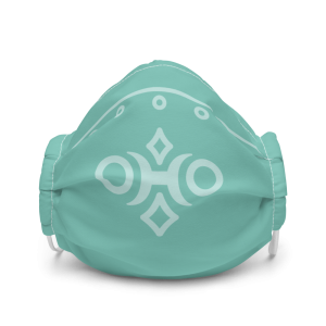 all over print premium face mask white 5ffbf34259650
