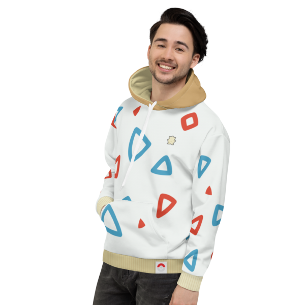 all over print unisex hoodie white 5fe7f16a34927