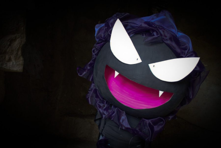 gastly cosplay